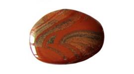 Laja de Jaspe rojo (4x4cm)