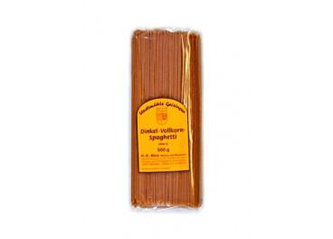 Espaguettis integrales de espelta(no hibridada)