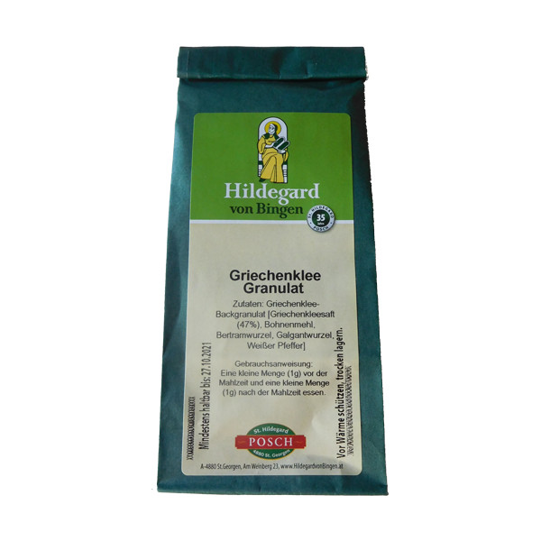 Fenogreco granulado (50g)