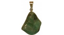 Smeraldo con foro sospeso