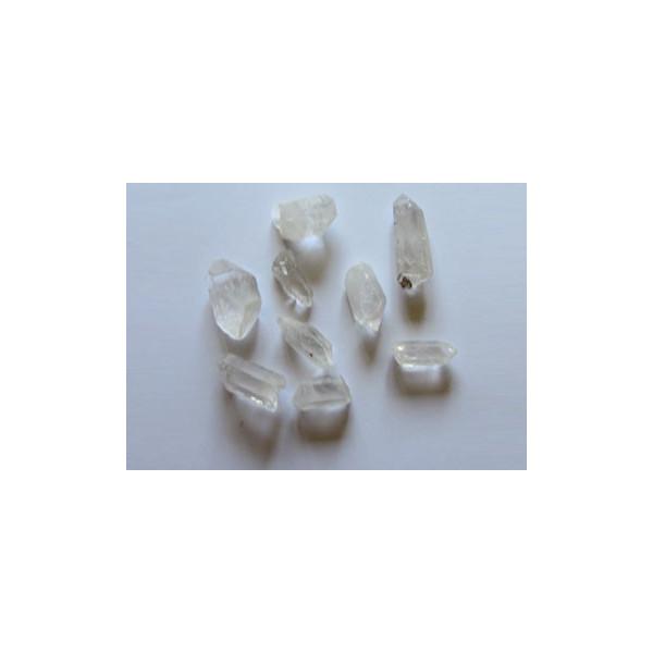 Cuarzo cristal de roca (10-15g) (1 und.)